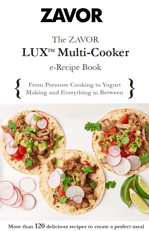 LUX eRecipe Book