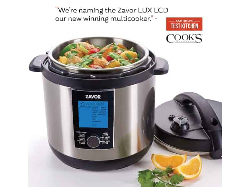 Admirable Americas Test Kitchen Selects The Zavor Lux Lcd Multi Best Image Libraries Sapebelowcountryjoecom