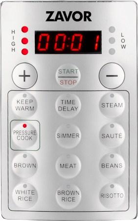 Select pressure cooker inner panel