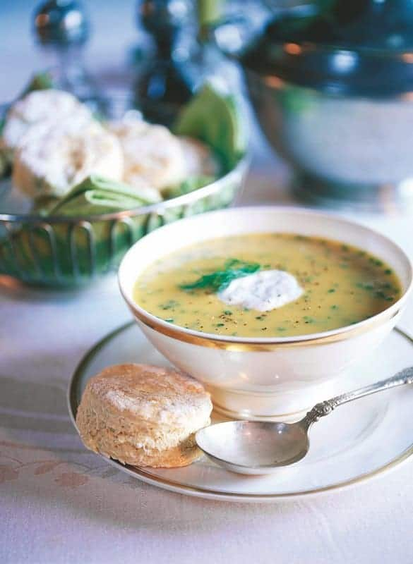 Broccoli Vegetable Cheese Soup (Recipe)