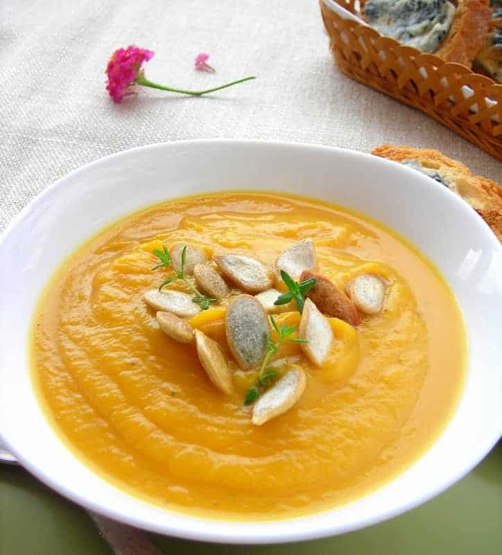 Butternut Squash Soup (Recipe)
