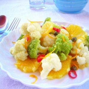 Cauliflower Salad (Recipe)
