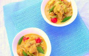 Coconut Fish Curry (Recipe)
