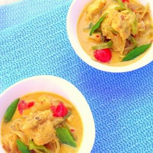 Coconut Fish Curry (Recipe)