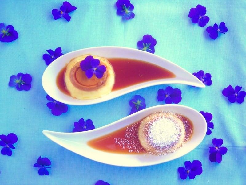 Creme Caramel Flan (Recipe)