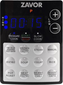 LUX Edge Multi-Cooker Panel