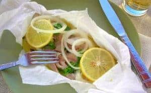Pesce al Cartoccio (Recipe)
