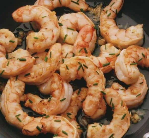 Piquant Shrimp (Recipe)