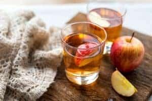 Pressure Cooked Apple Cider (Recipe)