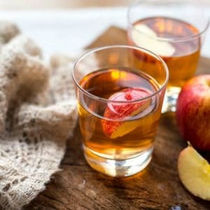 Pressure Cooked Apple Cider (Recipe)