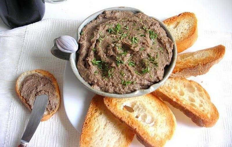 Quick Chicken Liver Pate (Recipe)