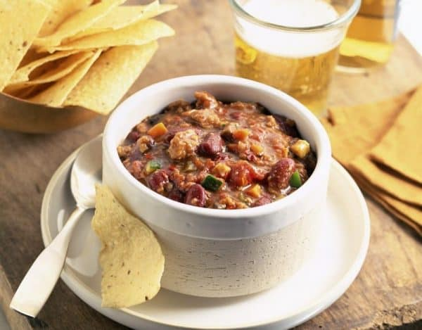 Spicy South of the Boarder Chili (Recipe)