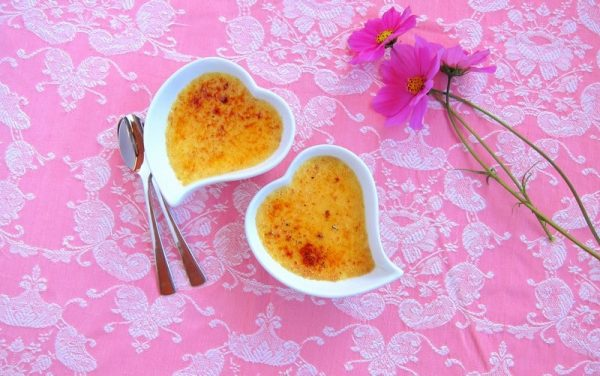 creme brulee (Recipe)