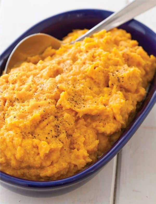 Mashed Sweet Potatoes (Recipe)