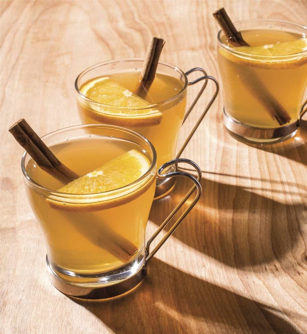 Mulled Cider (Recipe)