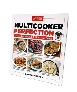 Zavor Releases Exclusive Co-Branded Editions of Two America's Test Kitchen Cookbooks 1