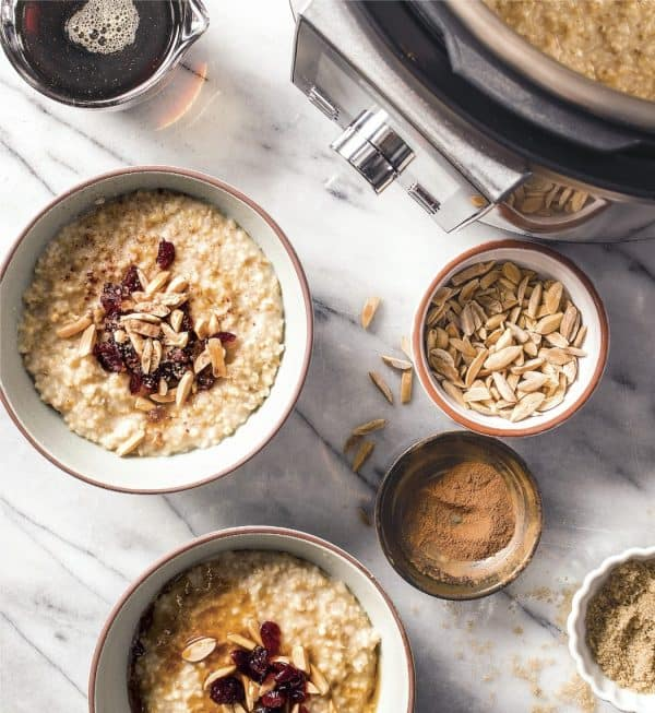 Steel-cut Oatmeal (Recipe)