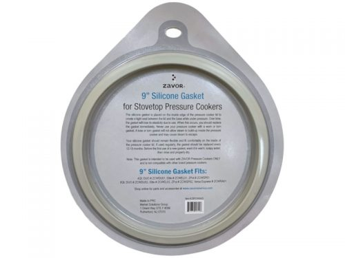 ZSPCWGA22 - Silicone Gasket, 9In, for Stove-top Cookers, Blister