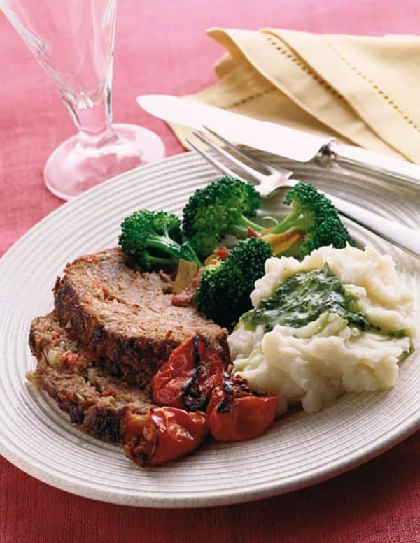 Meatloaf with Vegetables