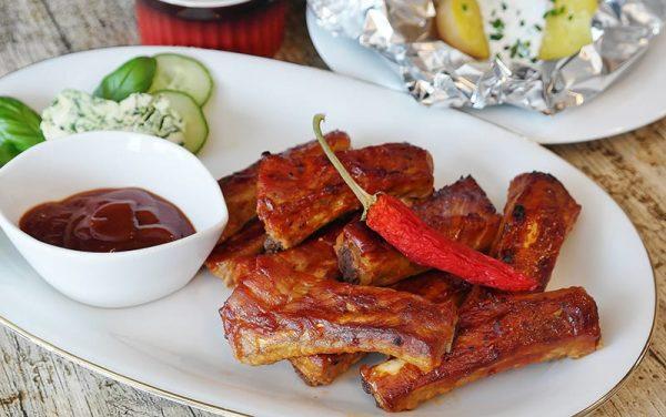 Easy BBQ Pork Ribs