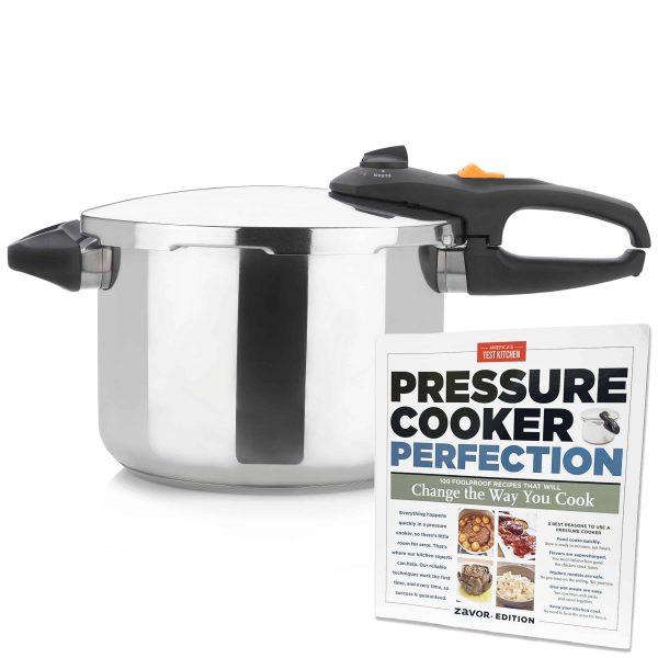 DUO 8.3qt pressure cooker ATK bundle