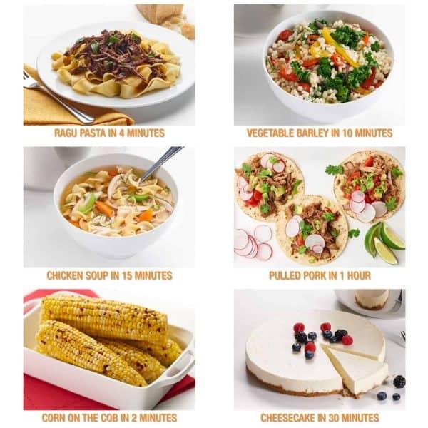 DUO Food Info