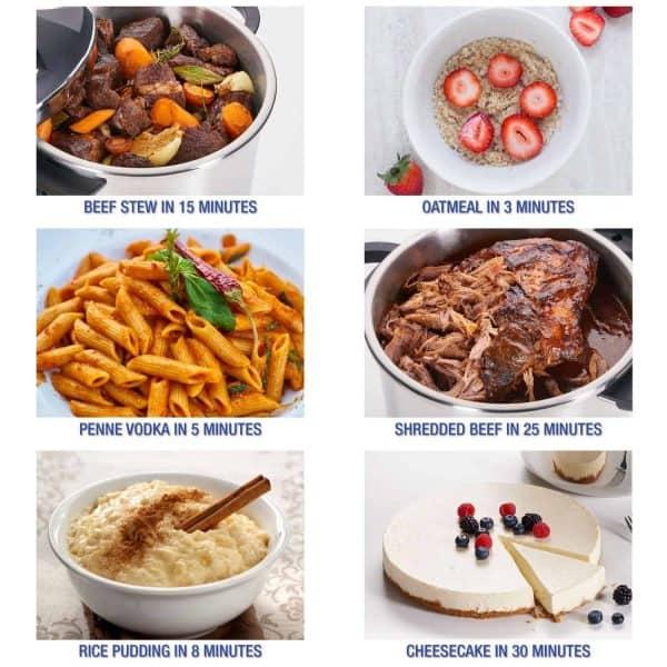 Food Panel Info - EZLock