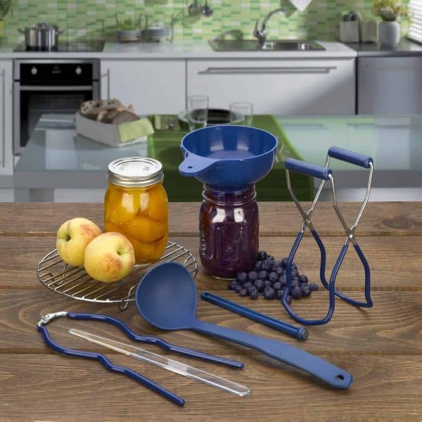 Home Canning Kit Lifestyle - Fruits