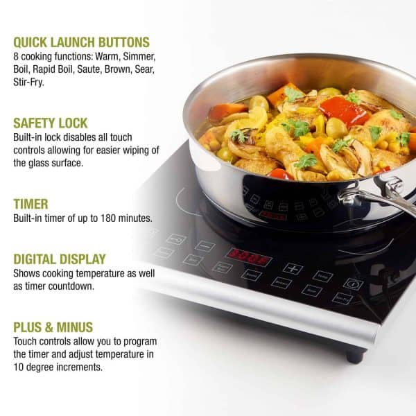 Induction PRO Features