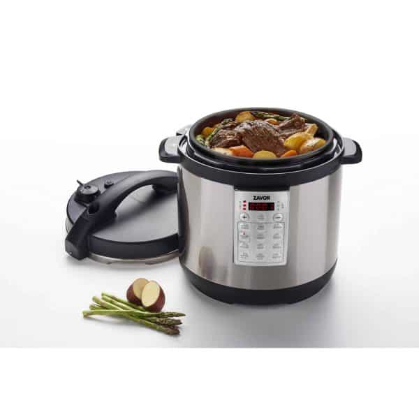 Select Pressure Cooker with Beef Stew