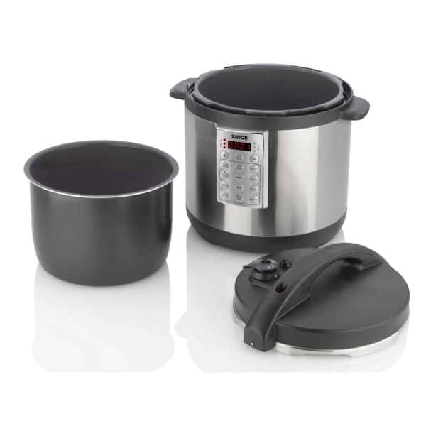 Select Pressure Cooker all parts