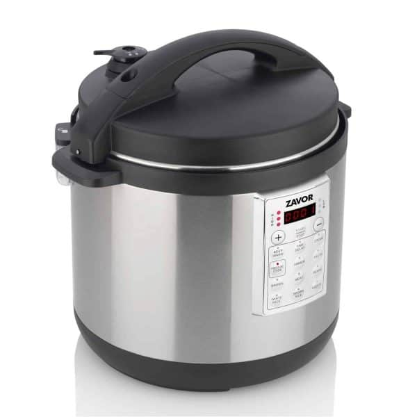 Select Pressure Cooker side view