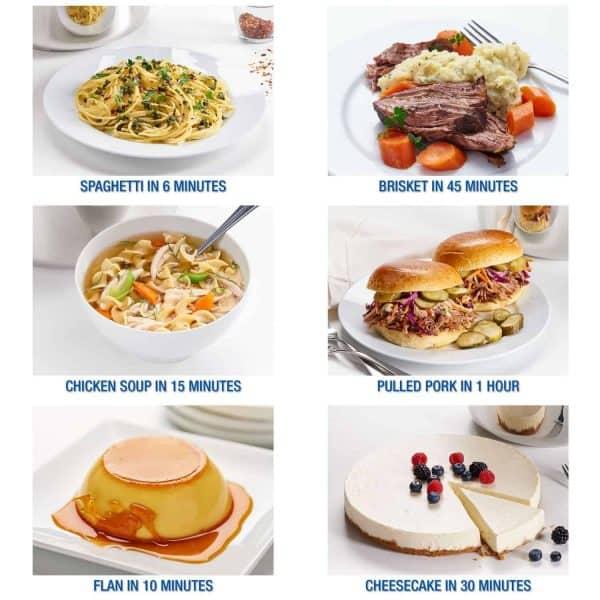 ZPot Food Info