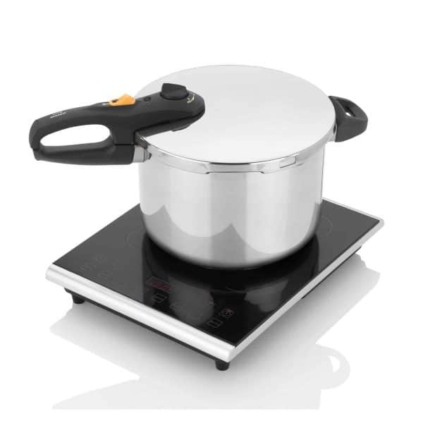 Induction PRO with Pressure Cooker