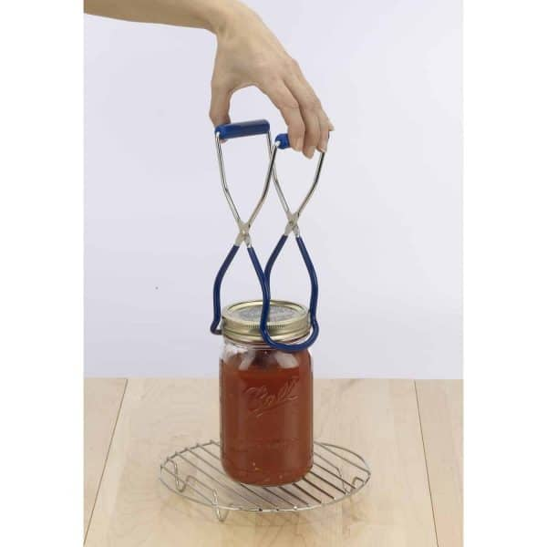 jar lifter and rack