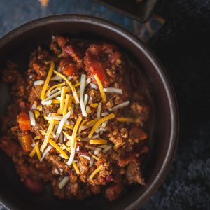 Canned Chile Con Carne