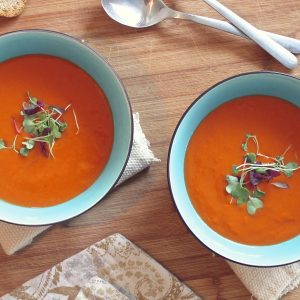 Canned Creole Tomato Soup