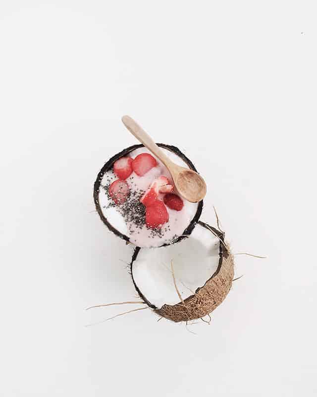 Coconut Vanilla Yogurt