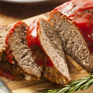 Old Fashion Meatloaf