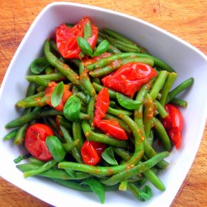 Southern Italian Green Beans