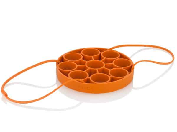 Silicone Cooking / Egg Rack 1