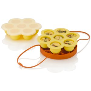 ZACMIAK24 Egg Lovers Set with food