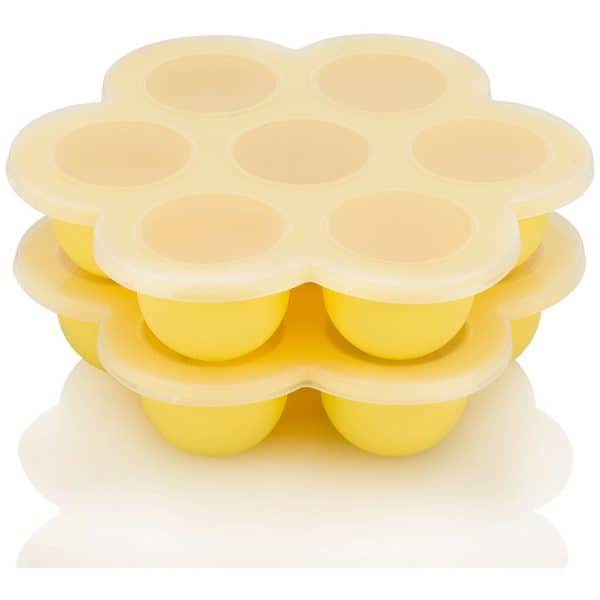 ZACMIMO22 Silicone Egg Bites Mold stacked