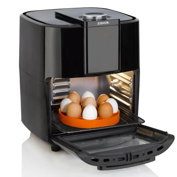 ZACMIRA22 CookingEgg Rack inside Crunch Air Fryer