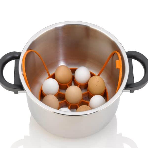 ZACMIRA22 CookingEgg Rack inside pressure cooker
