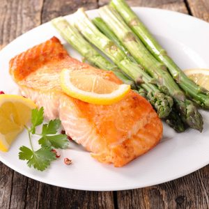 Easy Salmon 1