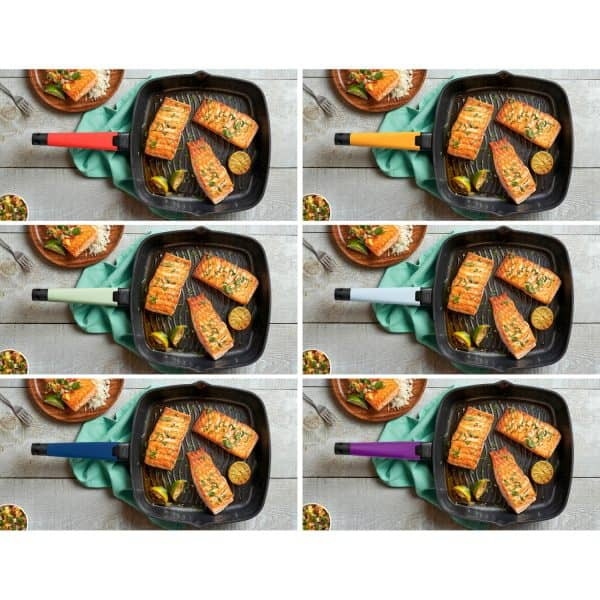 Grill Pan 11In Collage