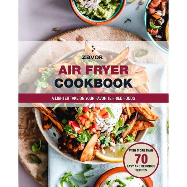 ZACSEBO23 - Air Fryer Cookbook
