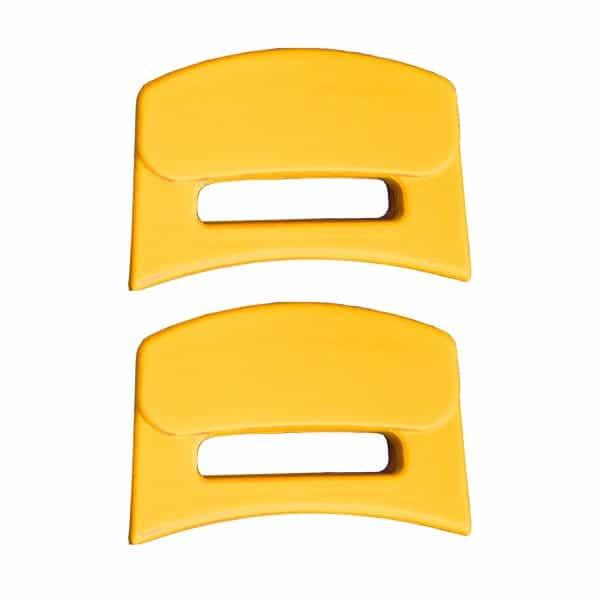 ZSPCWHH38 silicone grips - Butternut