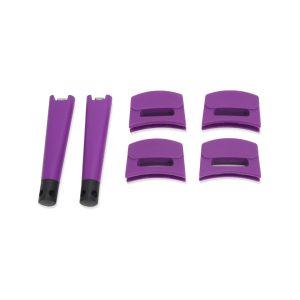 ZSPCWHH47 - 6pc Handle Set, Purple